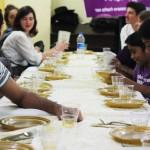 City Faith - Passover Meal, Chabad House