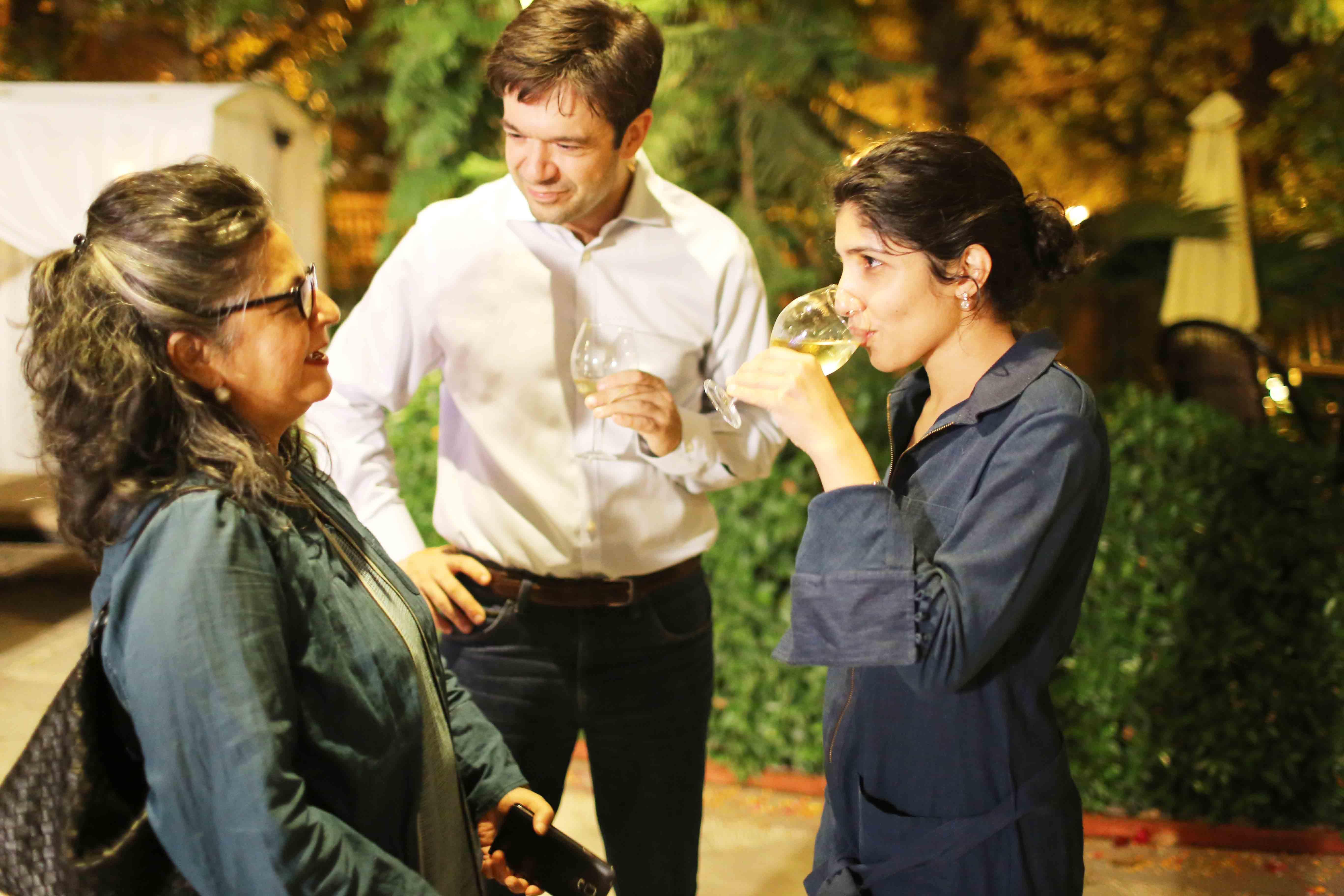 Netherfield Ball – Vinod Mehta's Book Launch, Lodi The Garden Restaurant