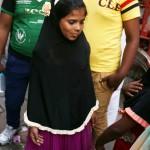 City Moment - The Little Girl's Hijab, Jamia Nagar