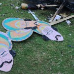 City Faith - Ravan is Alive, Vasundhara Valley Apartments