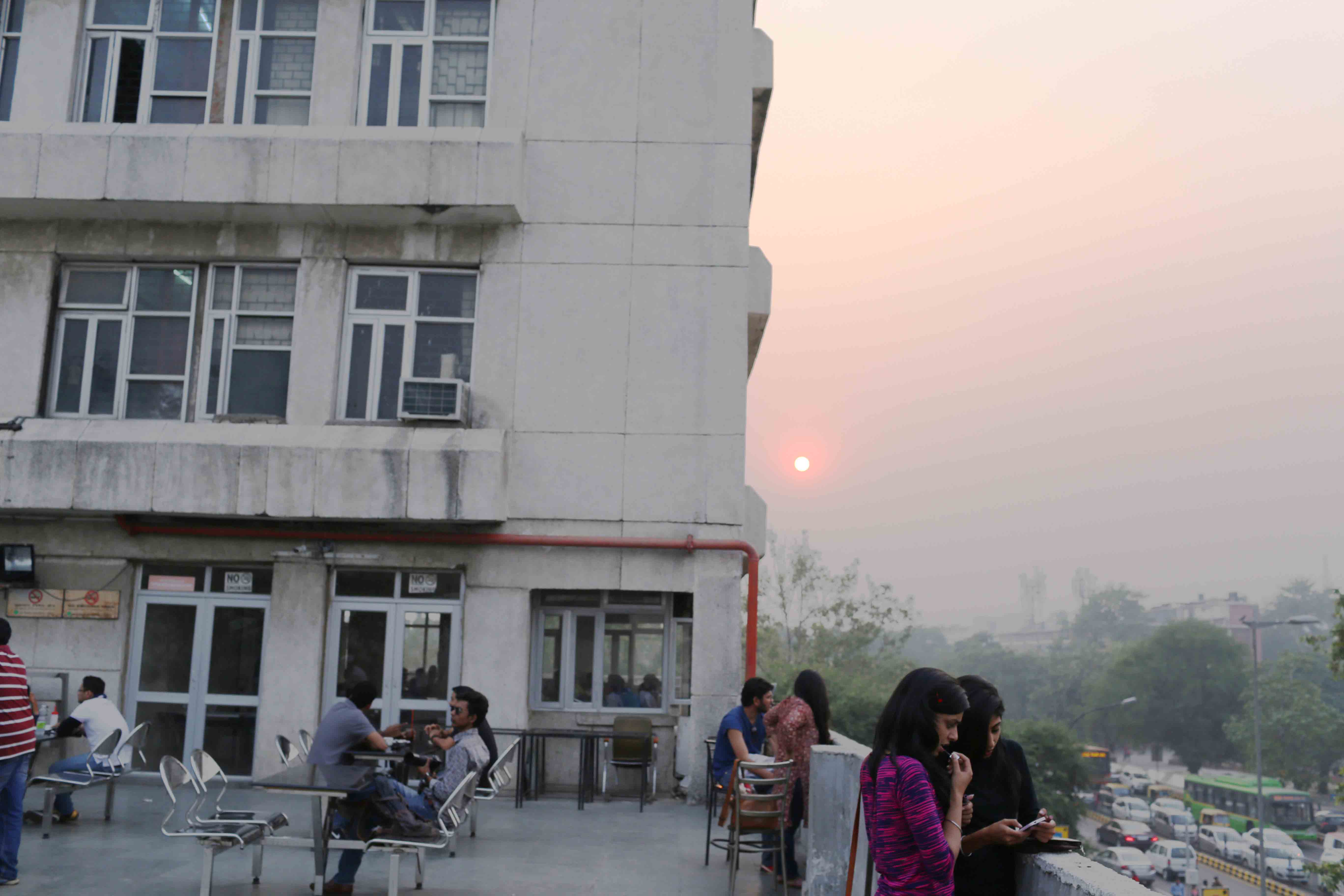 100 Things to Do Before You Quit Delhi – Sky & People Watching, Indian Coffee House