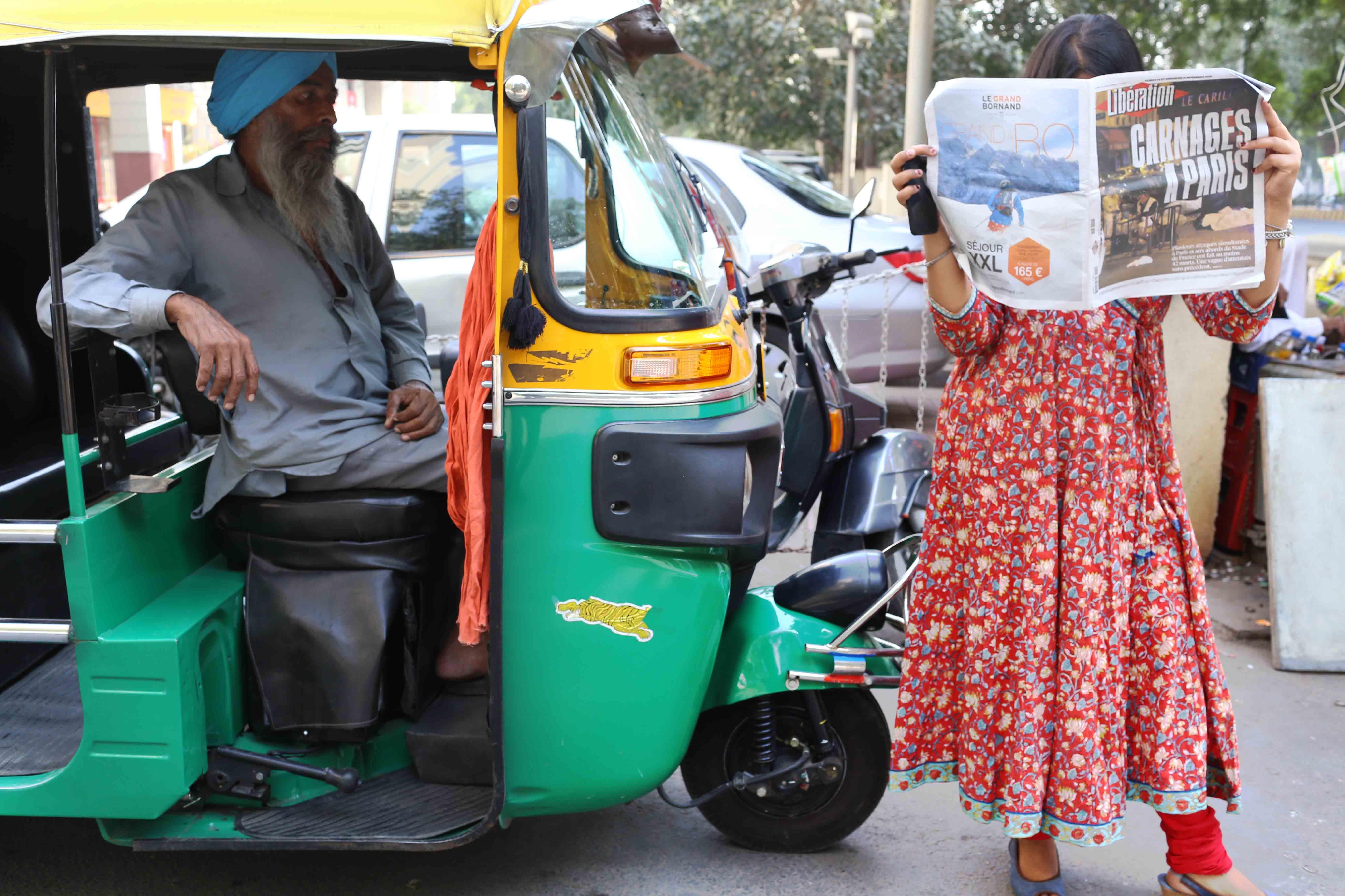 Atget's Corner – 866-870, Delhi Photos