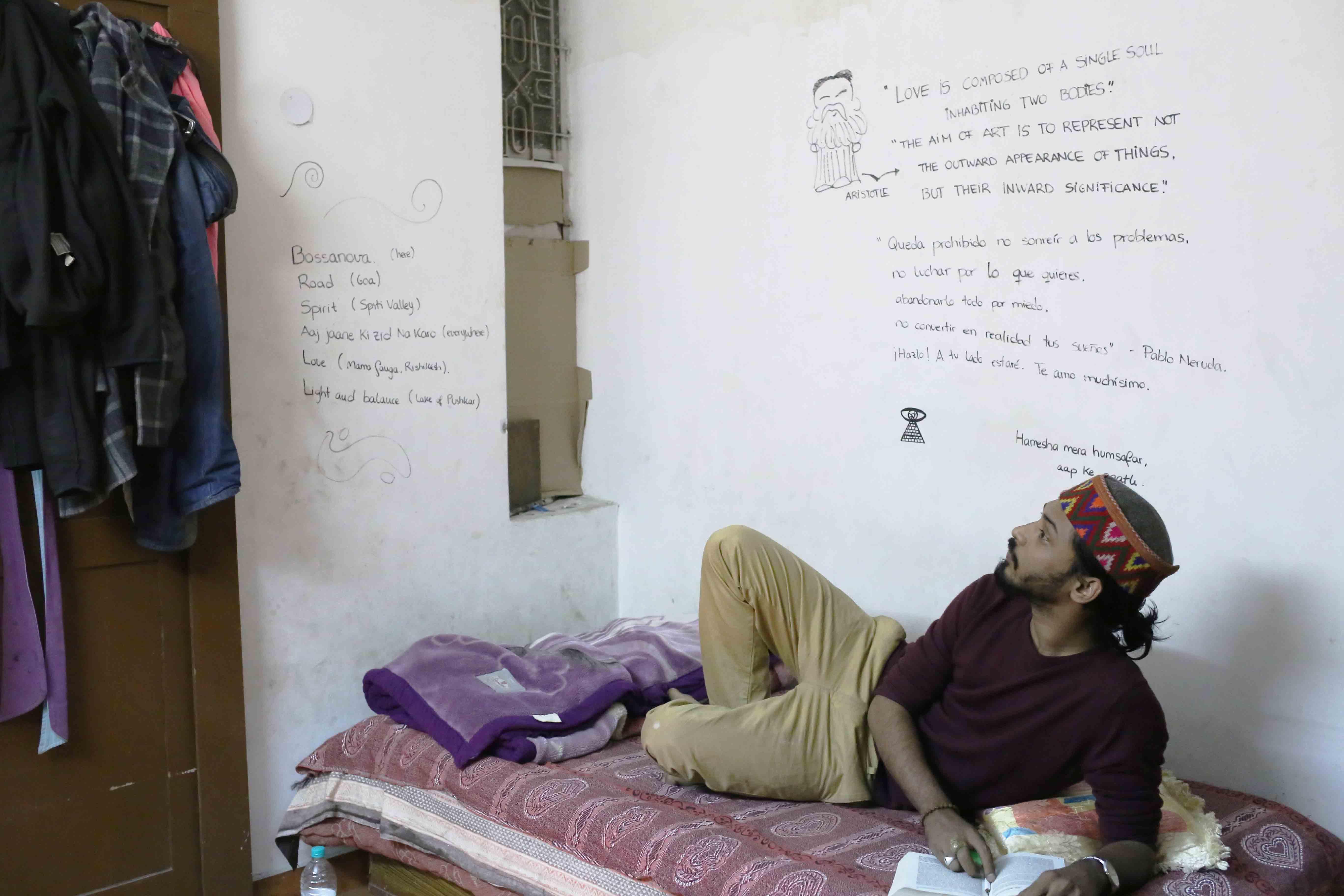 Home Sweet Home – Pratyush Pushkar's Residence, Hauz Khas Village