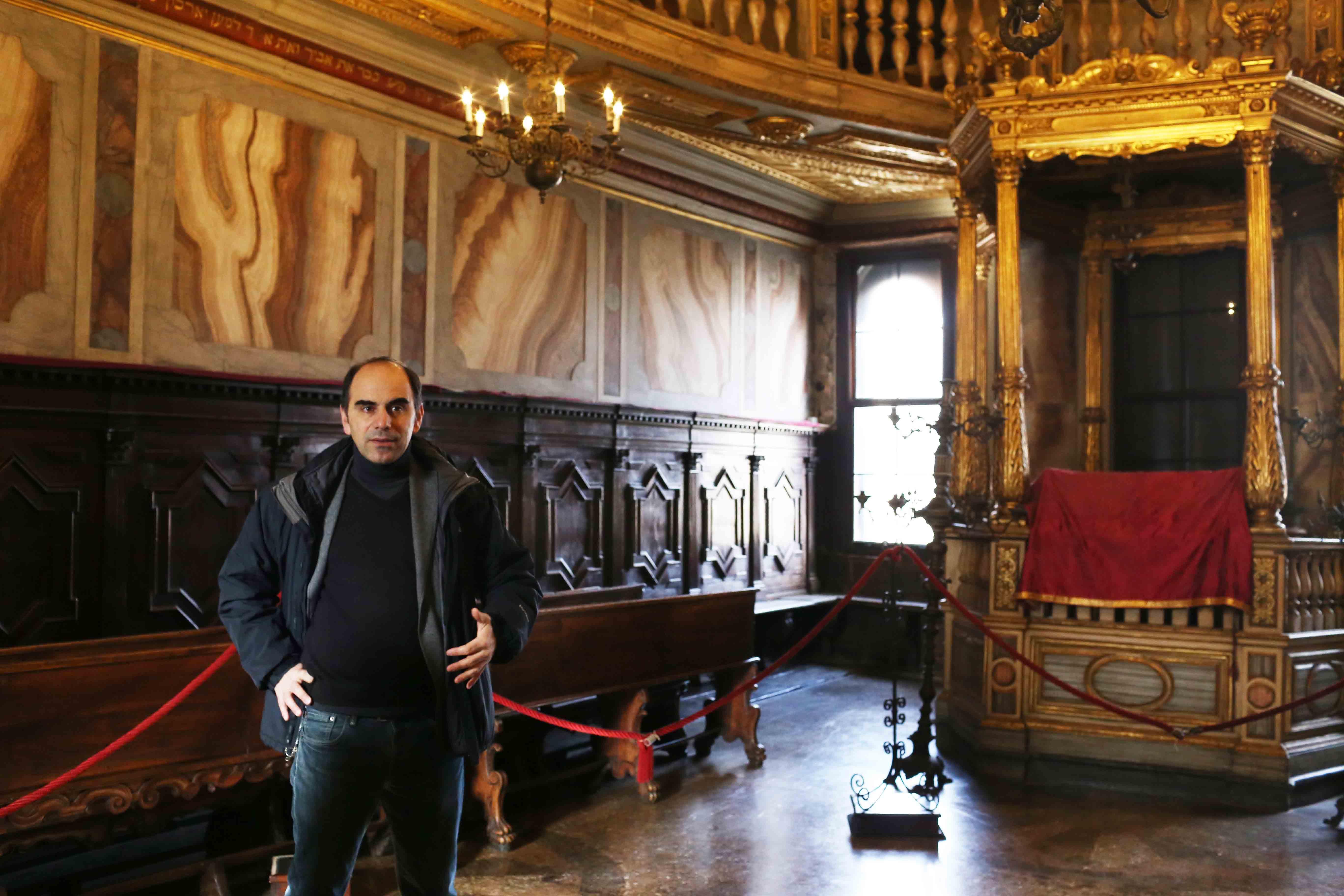 City Faith - Shylock's Synagogue, Venice Ghetto