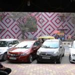 City Landmark - Lodhi Colony Art Installation, Mehar Chand Market