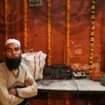 City Moment – Curious Festive Offering, Hazrat Turkman Shah's Shrine