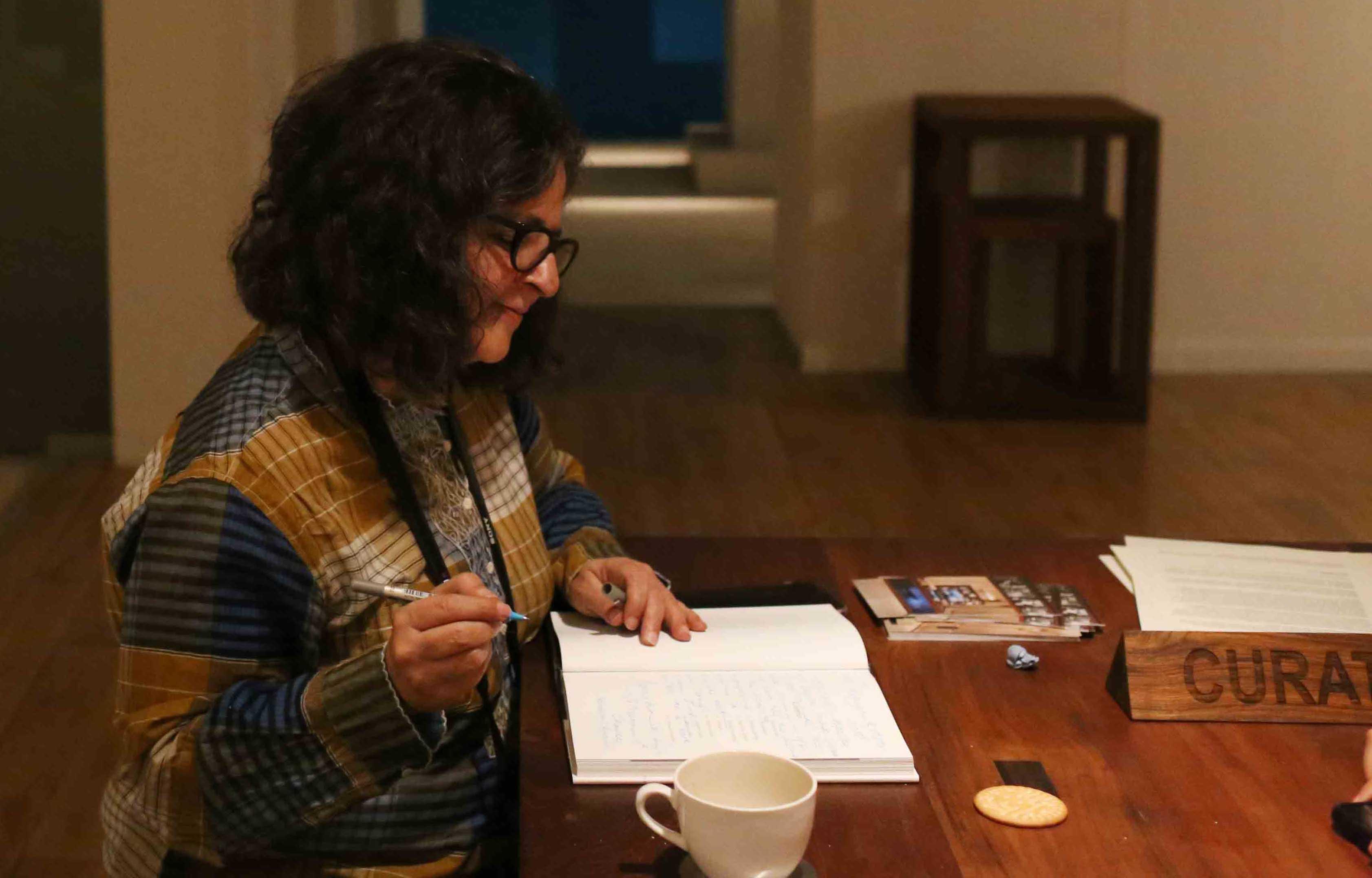 City Notice – Artist Dayanita Singh's Gift To The Delhi Walla Website, Museum of Chance