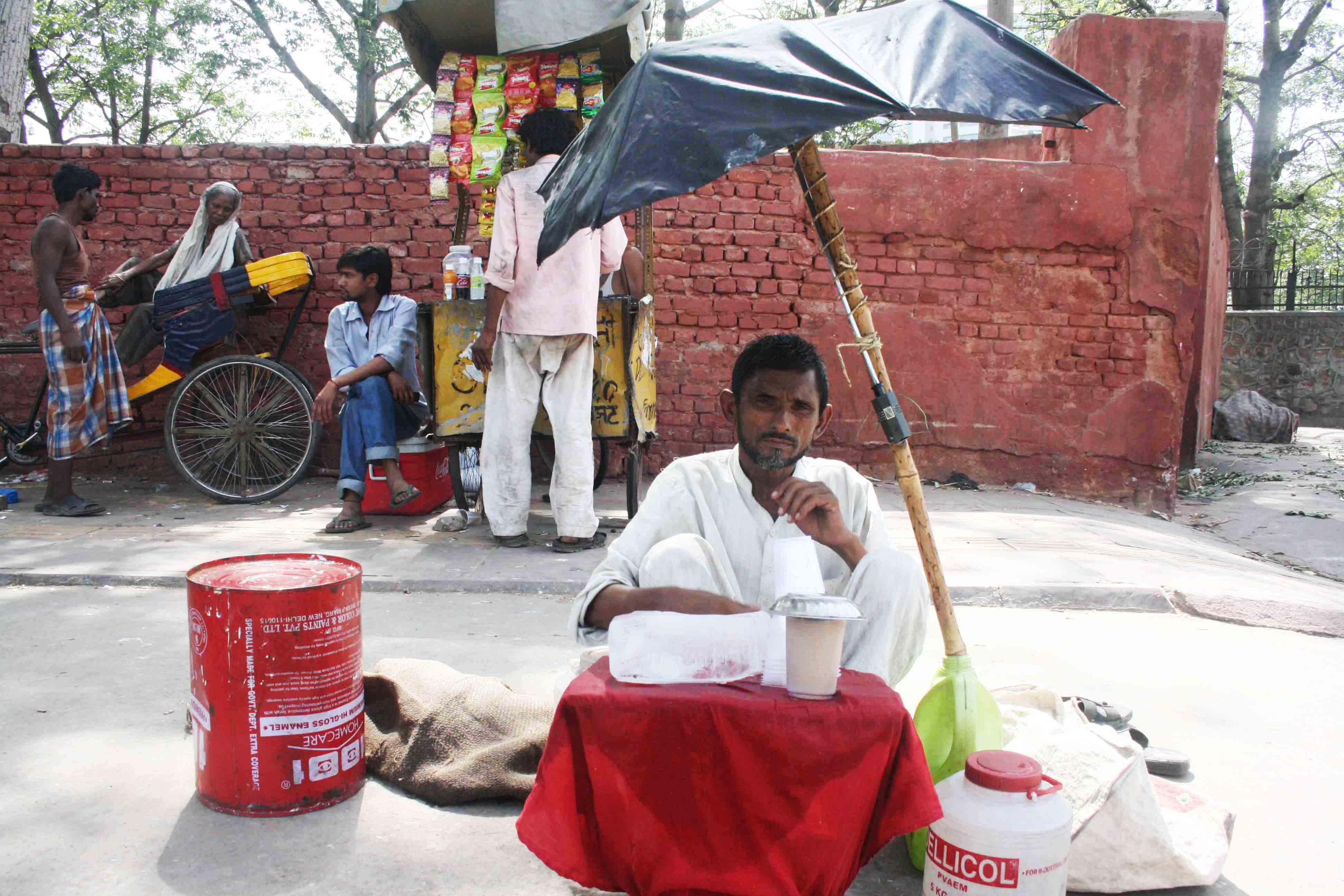 City Food – Sattu ka Ghol, Turkman Gate & Other Places