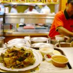 City Food - Jodhpuri Paratha, Eatopia, India Habitat Center