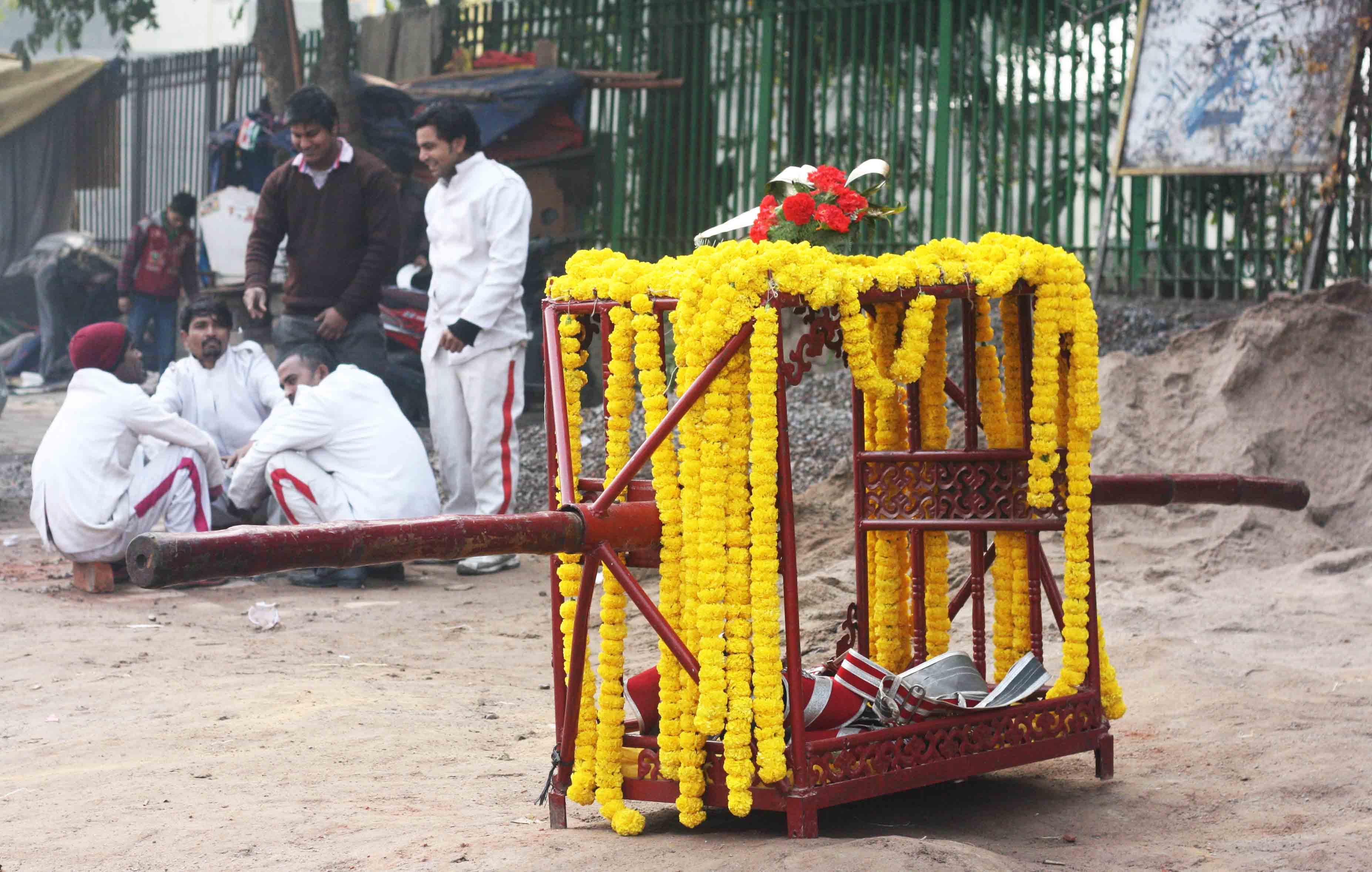 Atget's Corner – 931-935, Delhi Photos