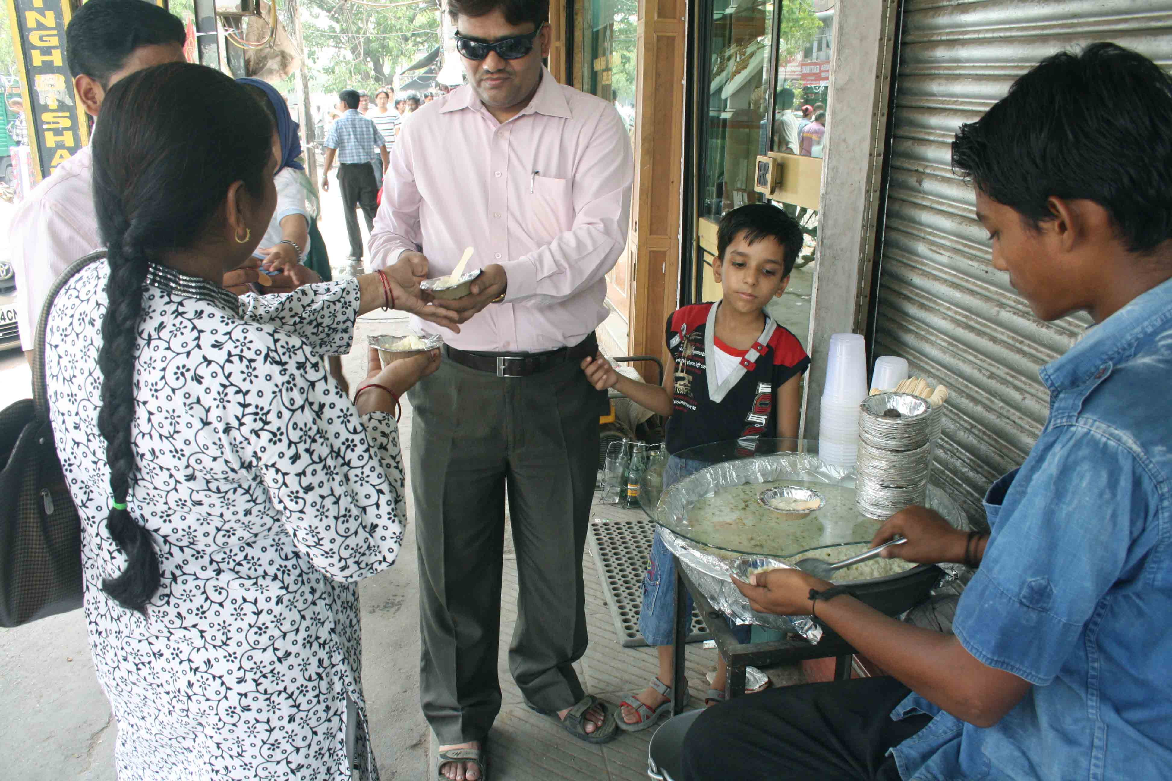 City Food - Rabri, Chandni Chowk