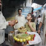 City Food - Daal Chaat, Around Town