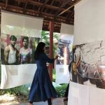 Photo Essay – 'Somewhere in Delhi' Exhibition, Goa Arts & Literature Festival