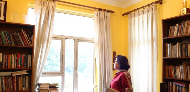City Library - Rakhshanda Jalil's Urdu Books + Her Forthcoming Urdu Festival, Central Delhi