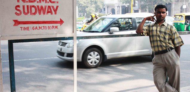 City Life - La La Land of The NDMC, VIP Delhi