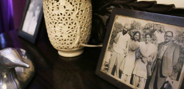 Home Sweet Home - Late Writer Khushwant Singh's Home, Sujan Singh Park