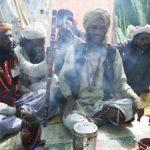 City Faith - A Late night Encounter with Mast Qalandar Sufis, Mehrauli