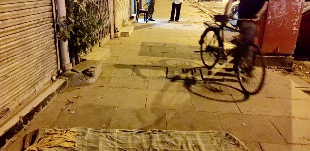 Photo Essay - In Memory of the Nameless Homeless Man Who Died, Around City Pavements
