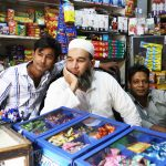City Life - 'Friends Forever' of Arab Sarai General Store, H. Nizamuddin Basti