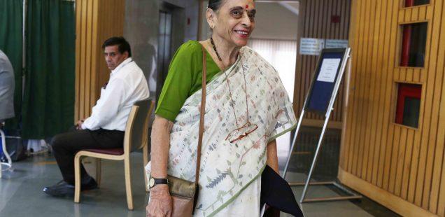 City Obituary - Retired Justice Leila Seth is No More, Noida, Near Delhi