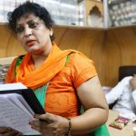 Delhi's Bandaged Heart – Shehla Nawab, Tees Hazari Court