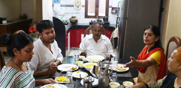 City Food - Jain Lunch, Vaishali