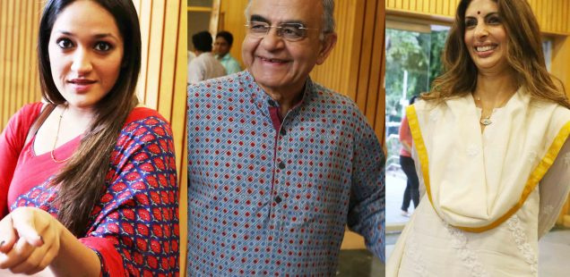 Netherfield Ball – 'Thought Leader' Gurcharan Das Surprises True Proustains by Posing as a Proustian in Aaanchal Malhotra's Book Launch , India International Centre