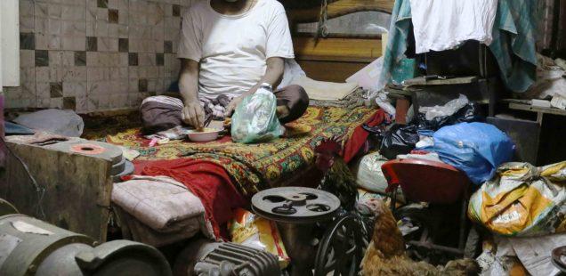 Home Sweet Home – Shamim us Din 's Cluttered Room, Gali Mochan