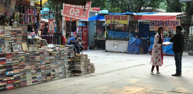 City Hangout - The Bookshop Ghosts of PVR Anupam, Saket