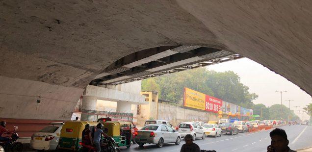 City Hangout - Minto Bridge Underpass, Central Delhi