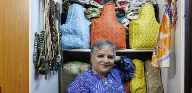 City Style - Chinna Dua's Sari Closets, Raj Narayan Road