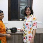 Julia Child in Delhi – Kamala Hemrajani Makes Her Sindh's Dal Pakwaan, Defence Colony
