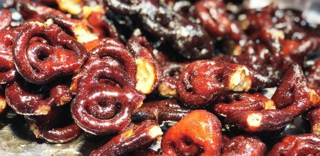 City Food - Black Jalebis, Sultanji Sweets & Snacks