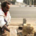 City Life - Somwar Kumar's Roadside Stove, Central Delhi