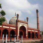 City Monument – Zeenat ul Masaajid, Near Ansari Road
