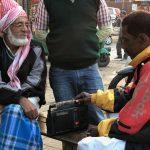 City Life - Abdul Kayum's Radio, Central Delhi