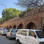 City Monument - Walled City's Wall, Ansari Road
