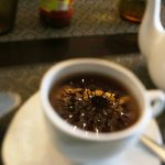 City Food - Chandelier Tea, United Coffee House