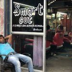 City Landmark - Naushad's No. 1 Head Massage,  Smart Cut Saloon