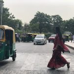 Delhi's Bandaged Heart – Pallavi Barnwal, Connaught Place