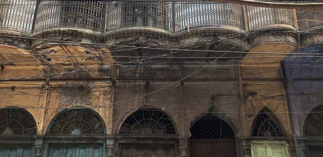 City Landmark - Mansion With Seven Doors, Galli Chooriwallan