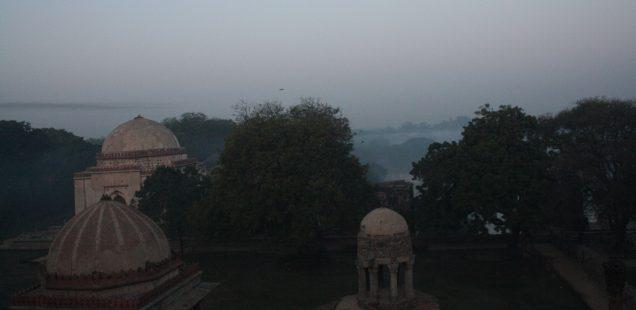 City Monument - Hauz Khas Ruins, South Delhi