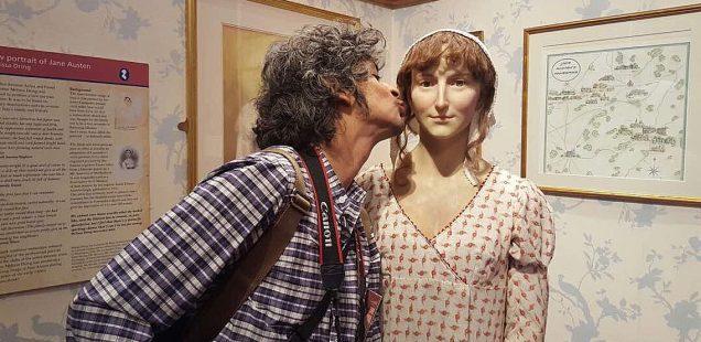 Photo Essay - Living With Jane Austen, Around Town
