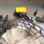 City Hangout - Swirly Staircase, Satyam Plaza, Gurgaon