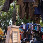 City Landmark - Balkrishna Shivram Moonje, Outside New Delhi Railway Station