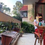 Home Sweet Home - A Lady's Balcony, South Delhi