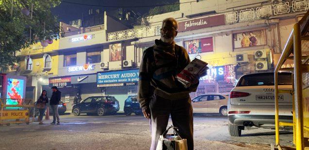 Mission Delhi – Kashi Ram Sharma, Khan Market