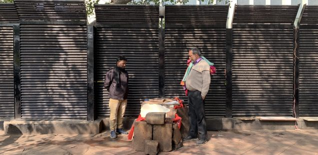 City Obituary - Tea Man Muhammed Sabir, Kasturba Gandhi Marg