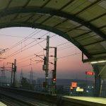 City Moment - Monet's Metro Station, Vaishali