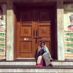 City Poetry - What if Ghalib Were a Woman, Old Delhi